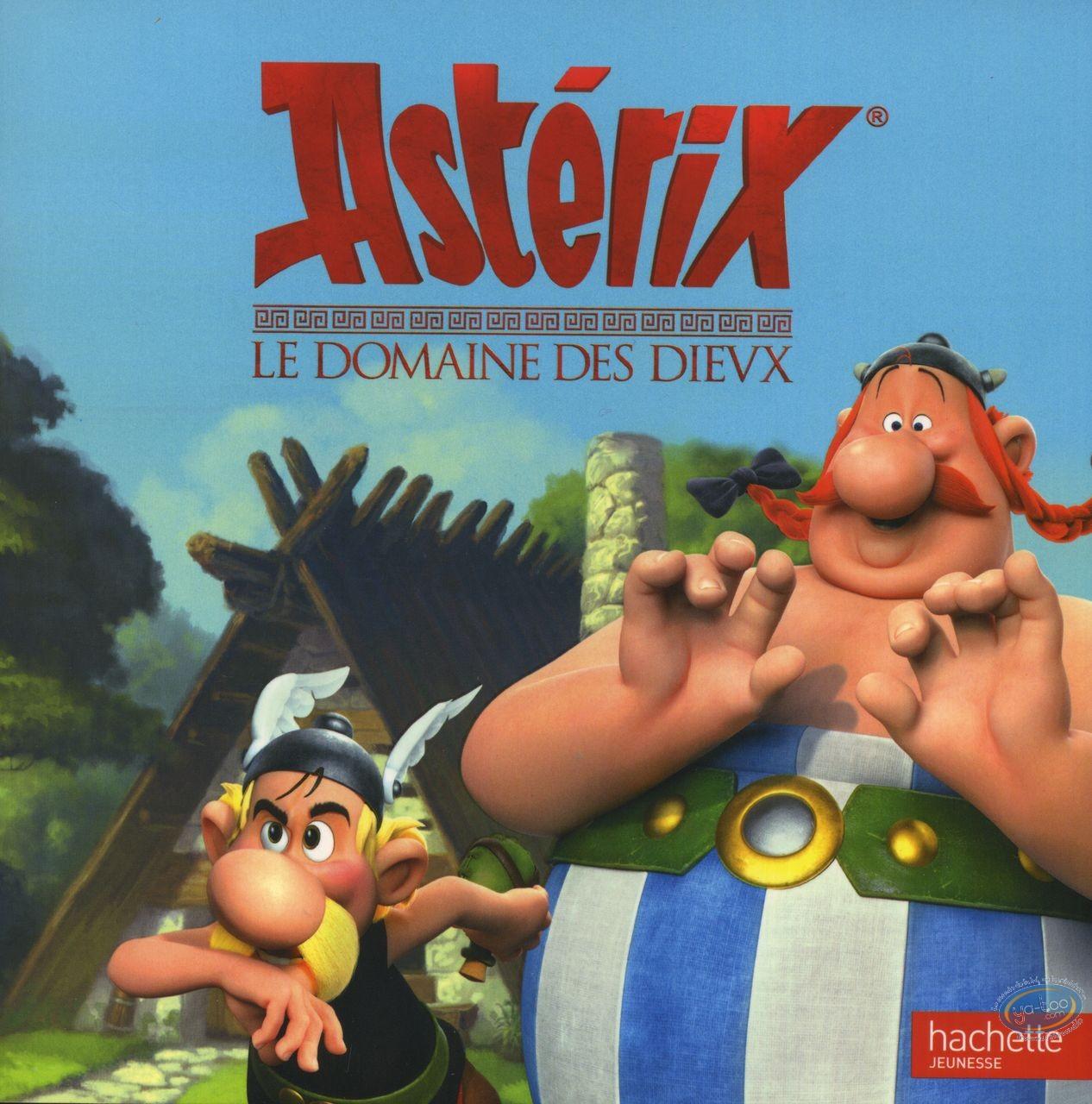 Livre enfant, Astérix : Le domaine des Dieux