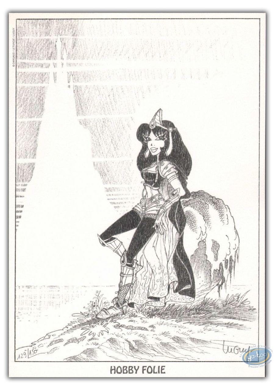 Ex-libris Offset, Percevan : Balkis