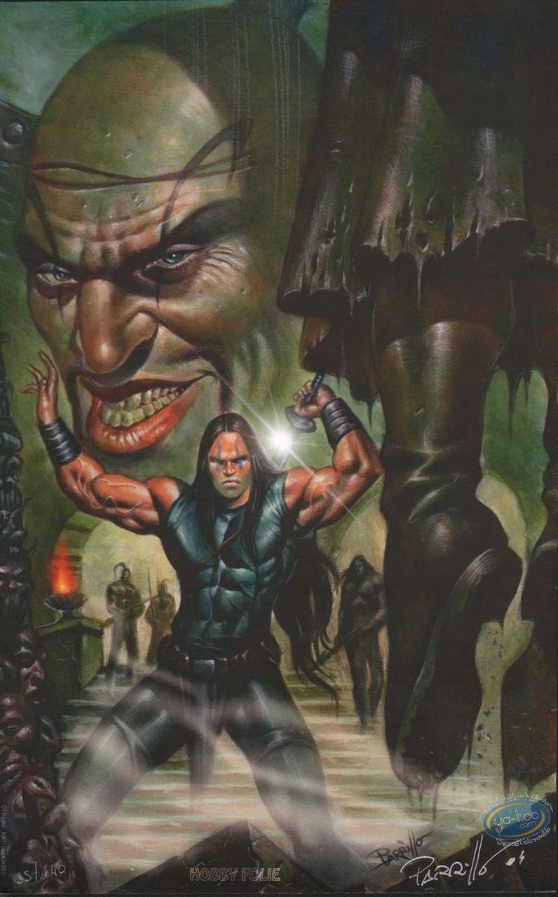 Ex-libris Offset, Empire Eternel (L') : Combat