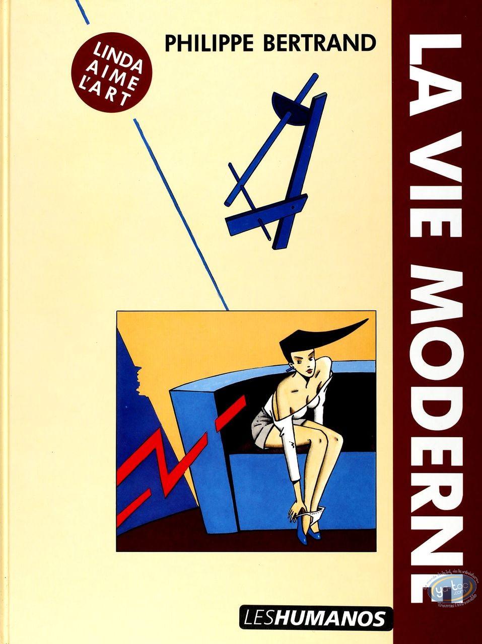 BD adultes, Linda Aime l'Art : La vie Moderne