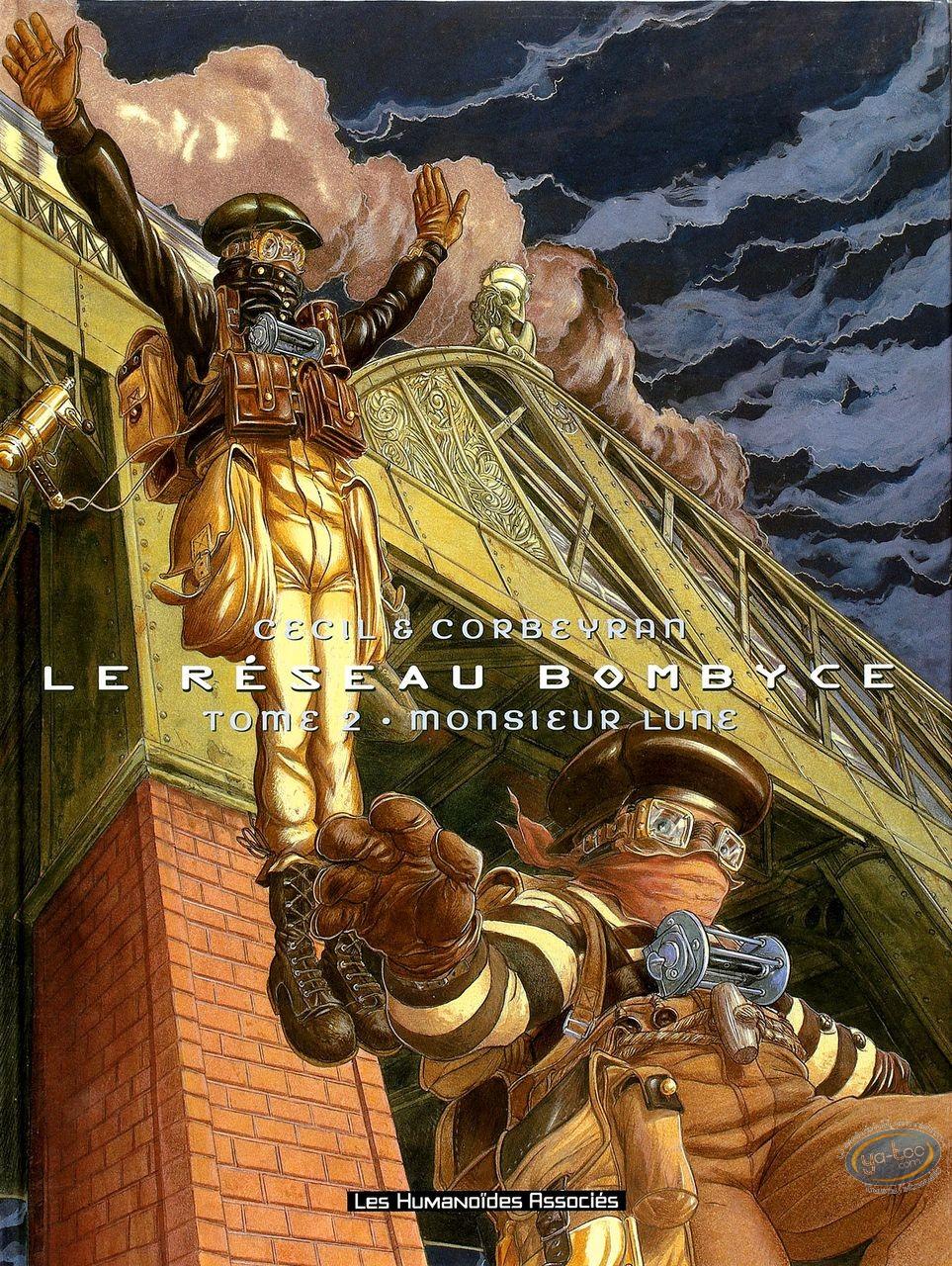 BD cotée, Réseau Bombyce (Le) : Le réseau Bombyce, Monsieur Lune
