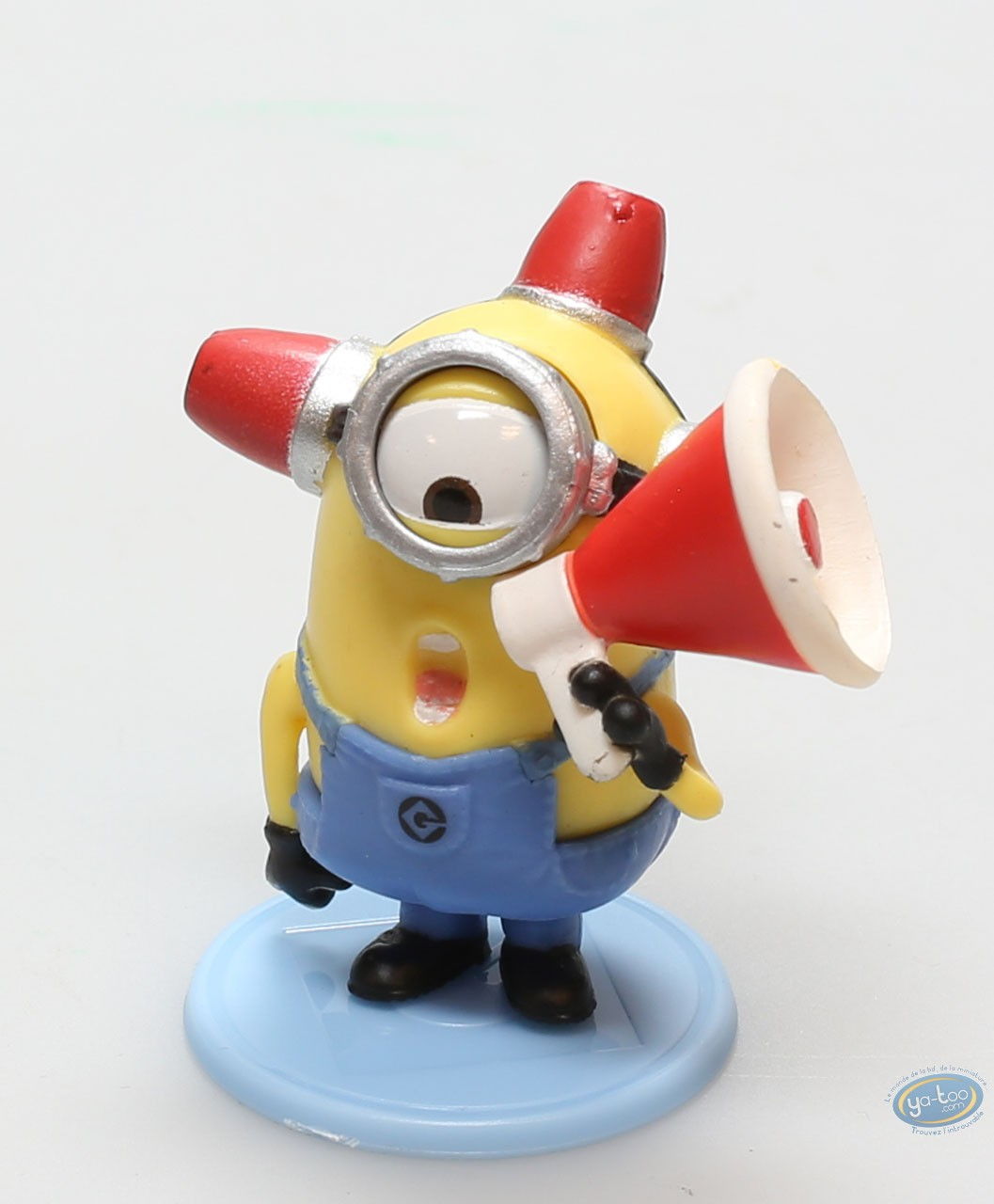 Vente en ligne figurine plastique minions les minion - Minion pompier ...