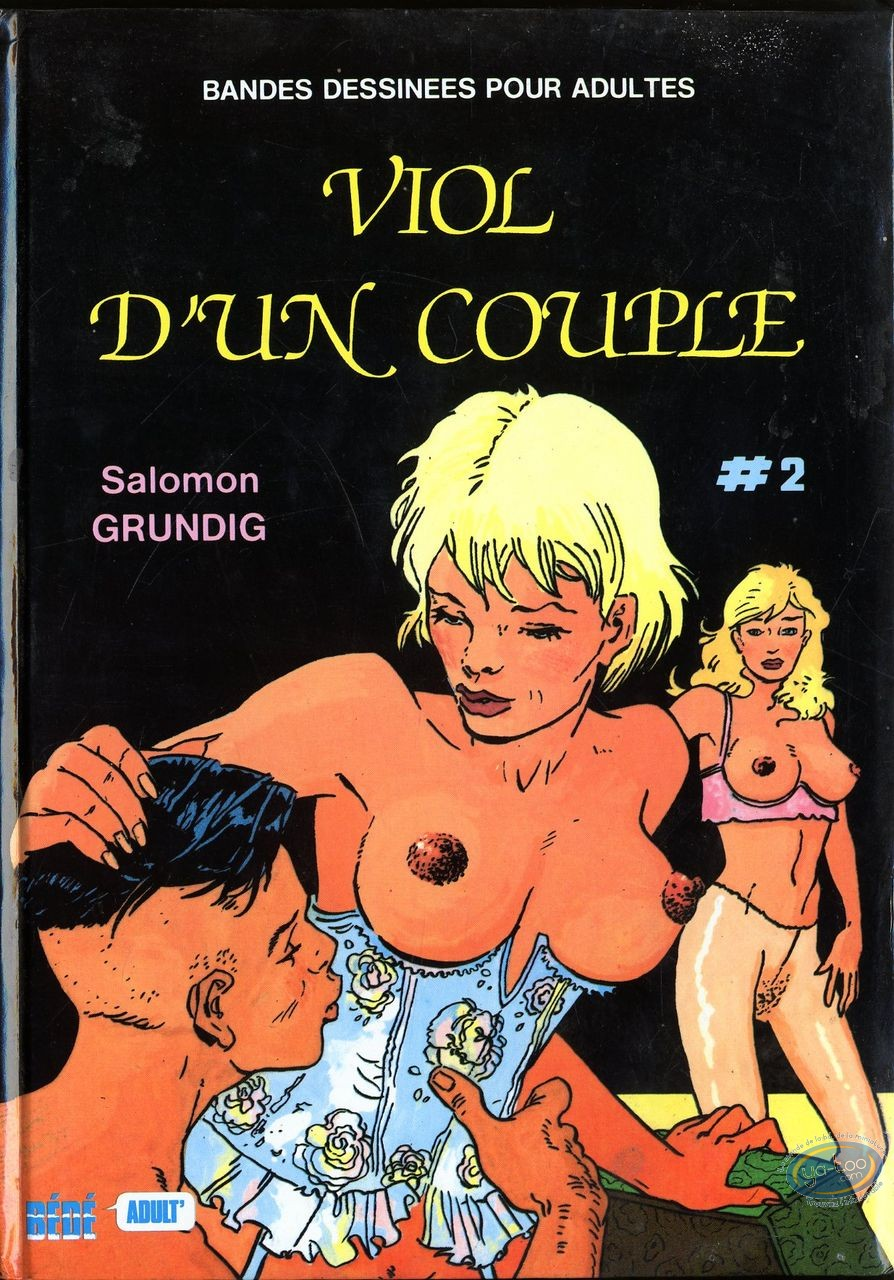 BD adultes, Viol d'un Couple : Viol d'un couple