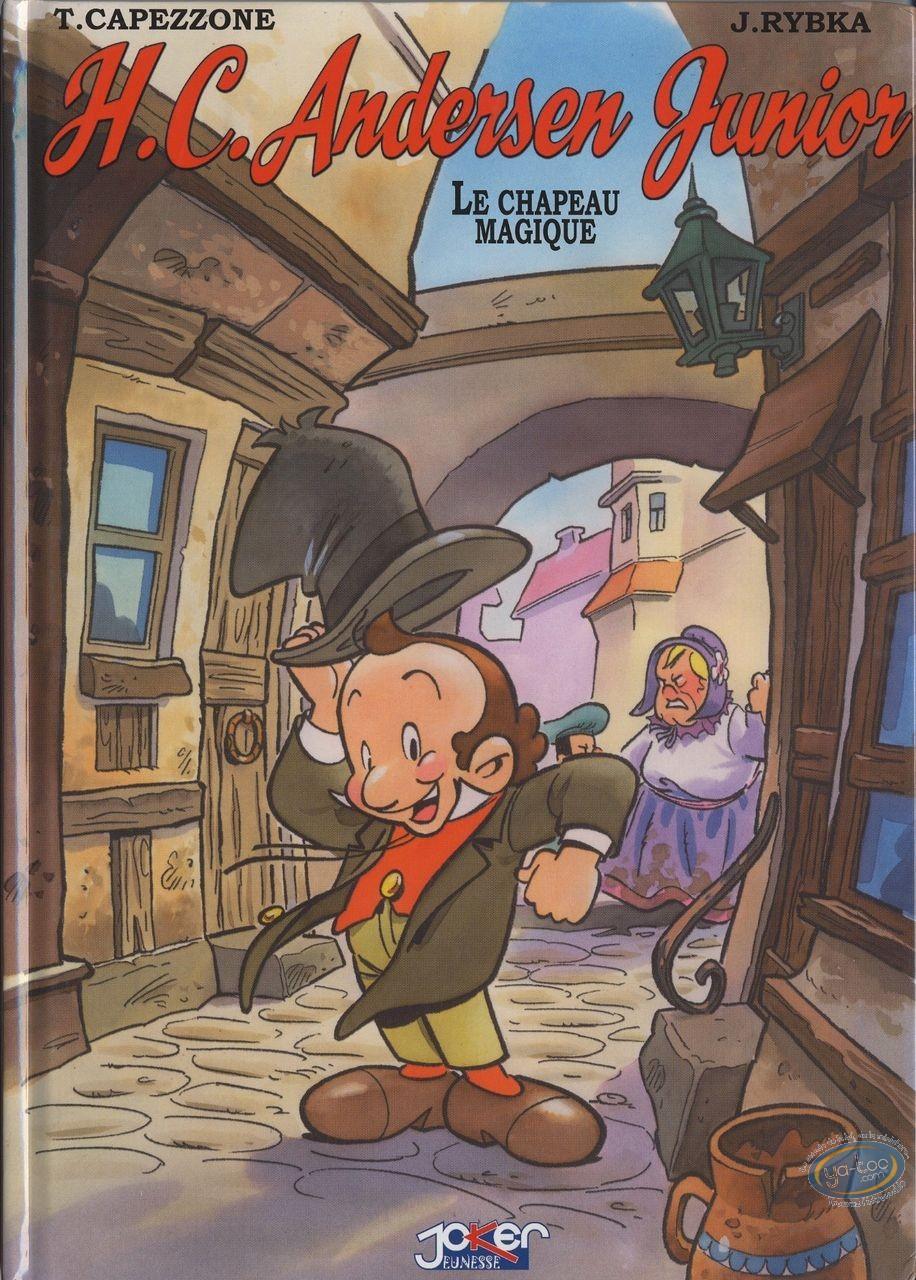BD neuve, H.C. Andersen junior : H.C. Andersen junior : Le chapeau magique