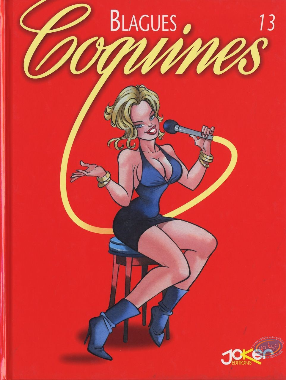 BD adultes, Blagues Coquines : Blagues Coquines, Tome 13