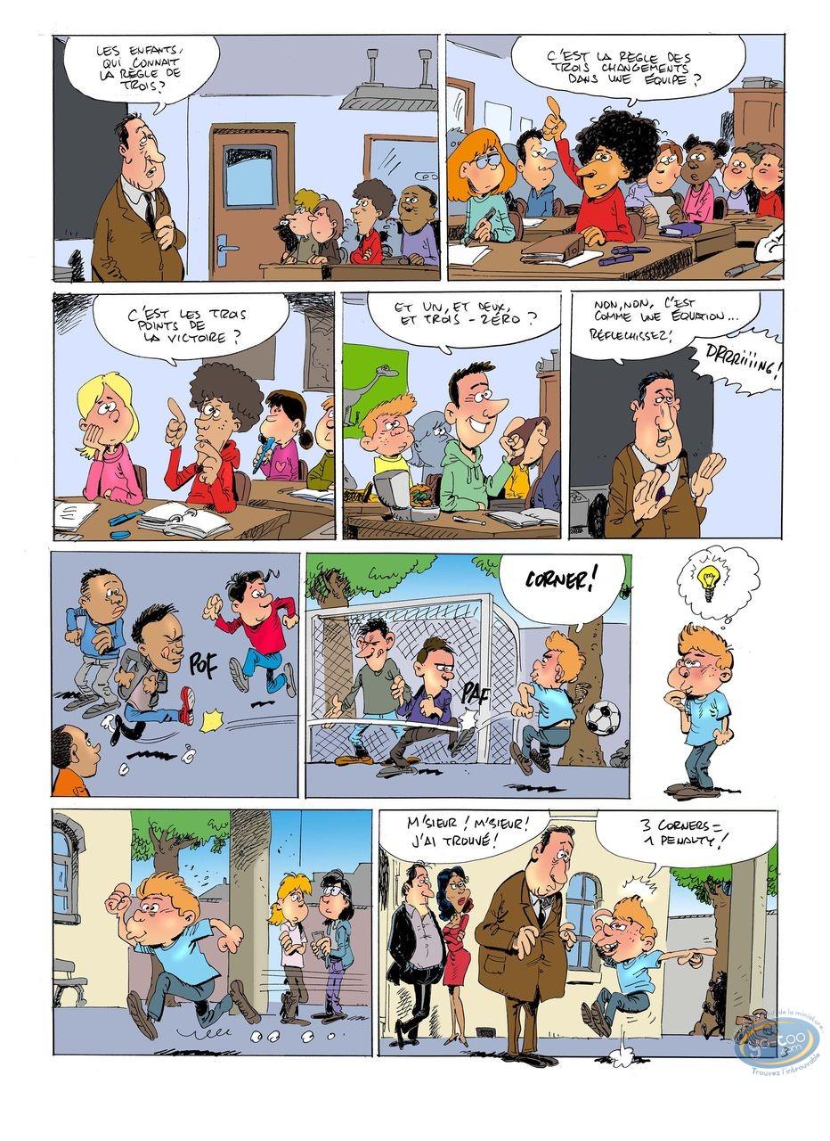 BD neuve, Diablitos (Les) : Les diablitos tome 1 - Ecolage immédiat!