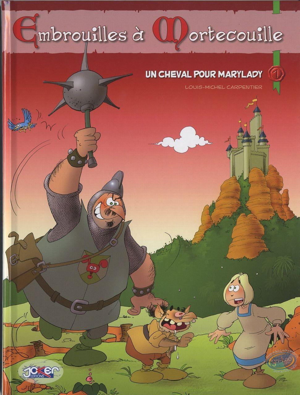 BD prix mini, Ambrouilles à Mortecouille : Un cheval pour Marrylady