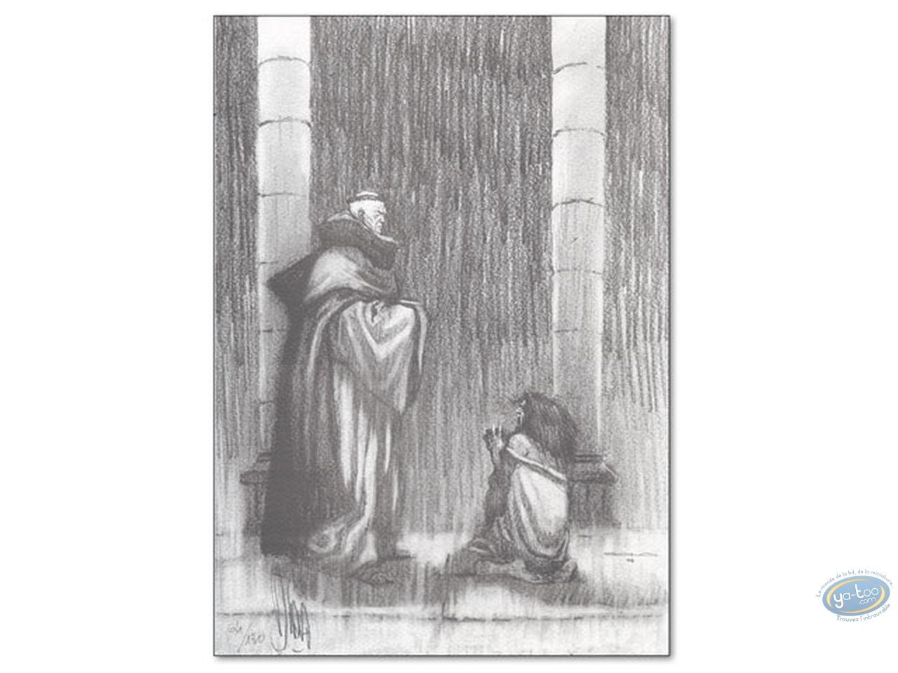 Ex-libris Offset, Nicolas Eymerich : Confession