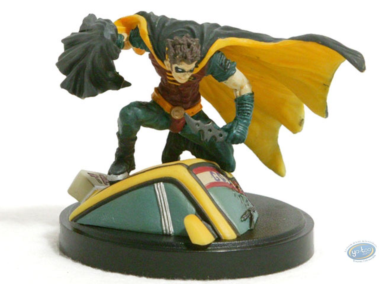 Figurine plastique, Batman : Robin