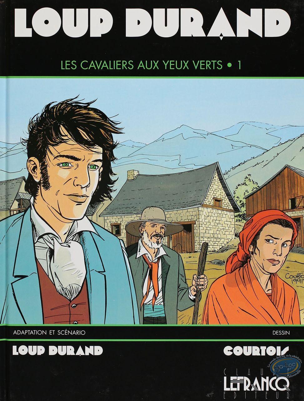 BD occasion, Cavaliers aux Yeux Verts (Les) : Les cavaliers aux yeux verts 1