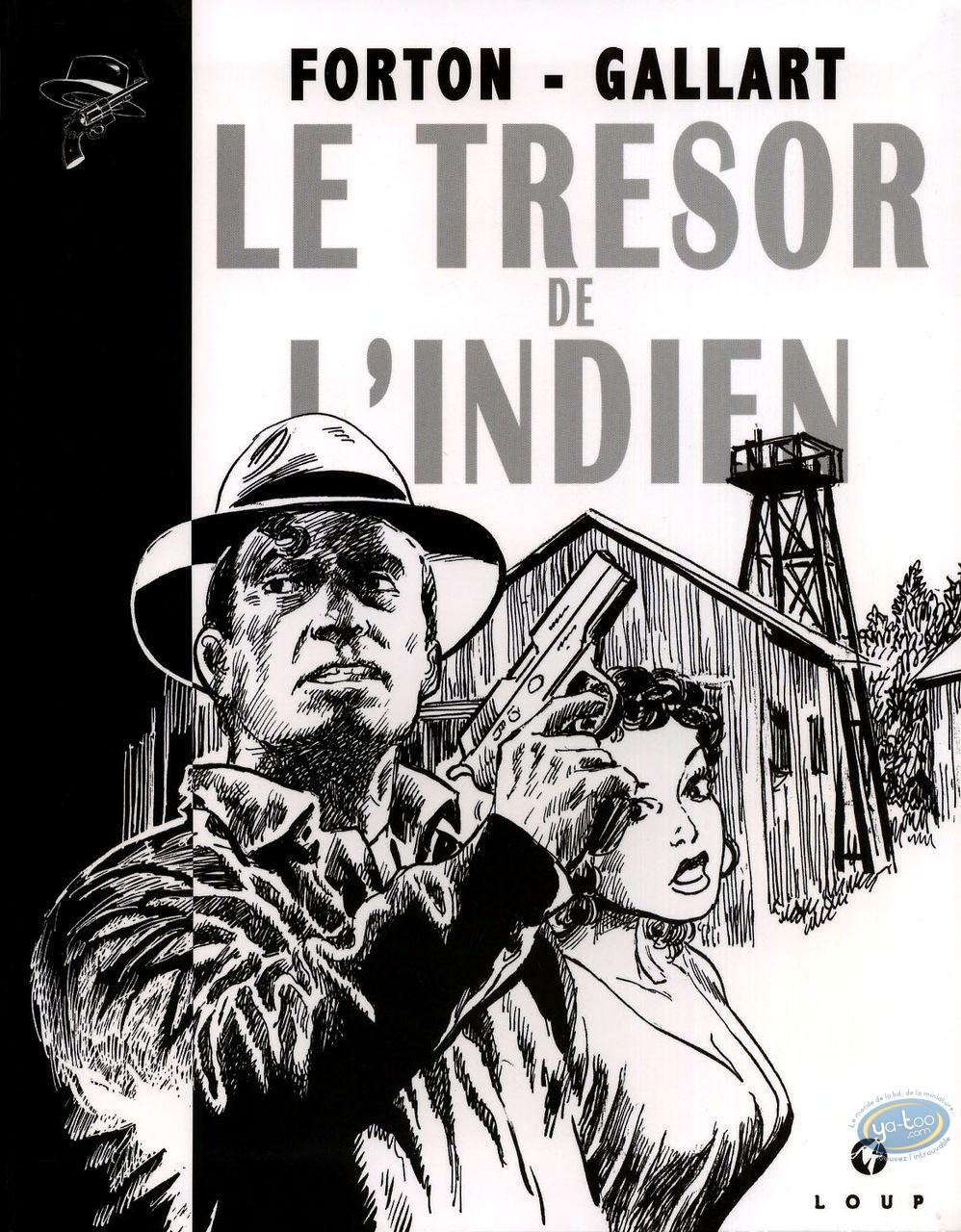 BD prix mini, Dan Geronimo : Le trésor de l'indien