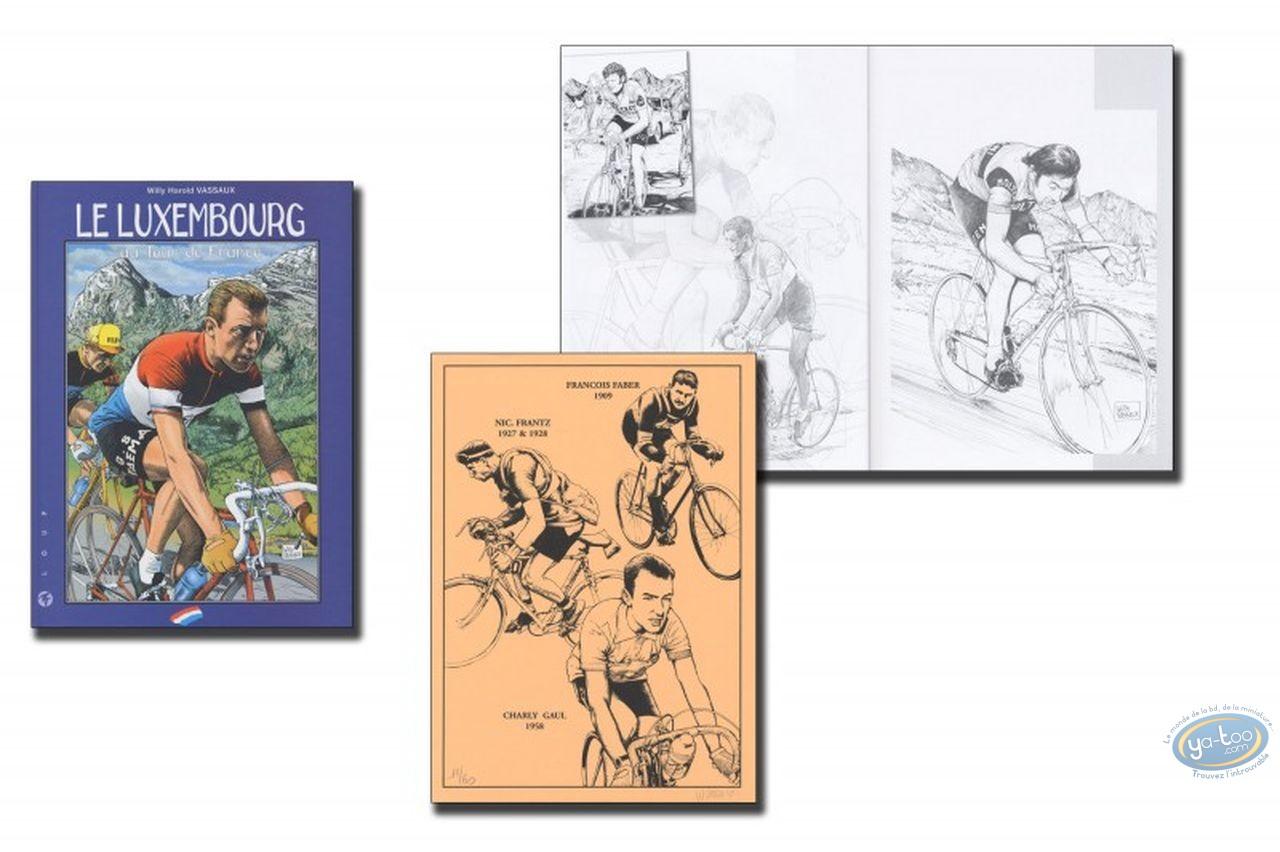 Album de Luxe, Luxembourg au Tour de France (Le) : Le Luxembourg au Tour de France
