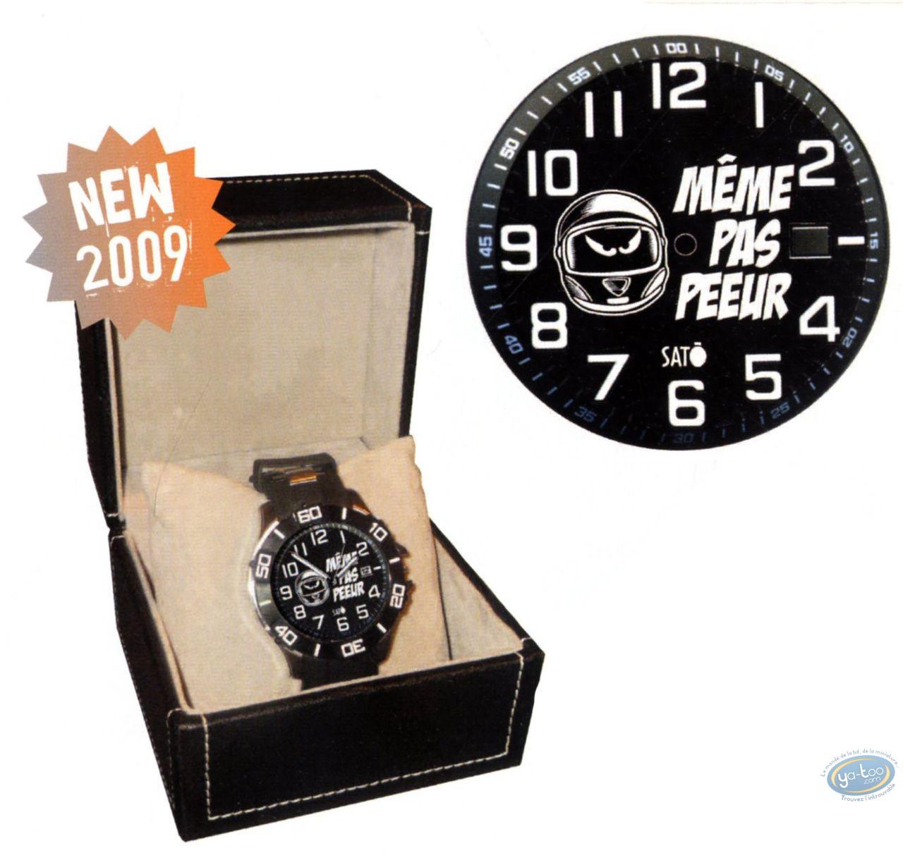 Horlogerie, Même pas Peeur : Montre, ZE MONTRE