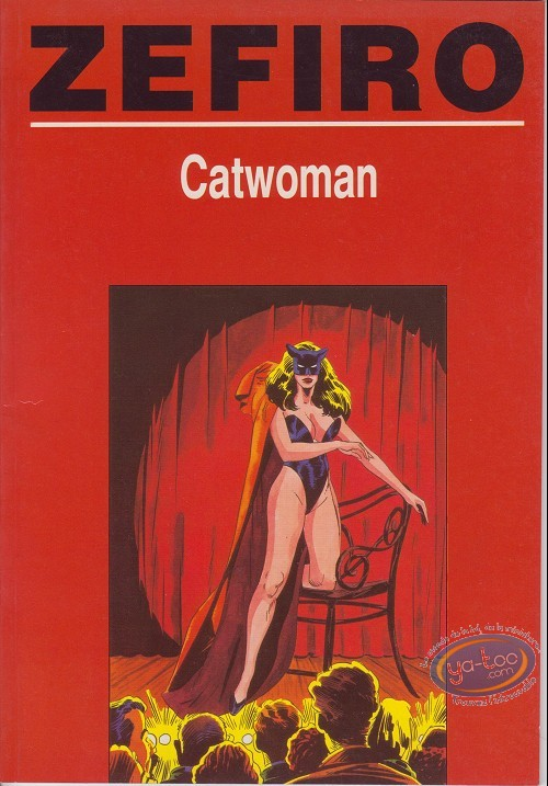 BD adultes, Catwoman