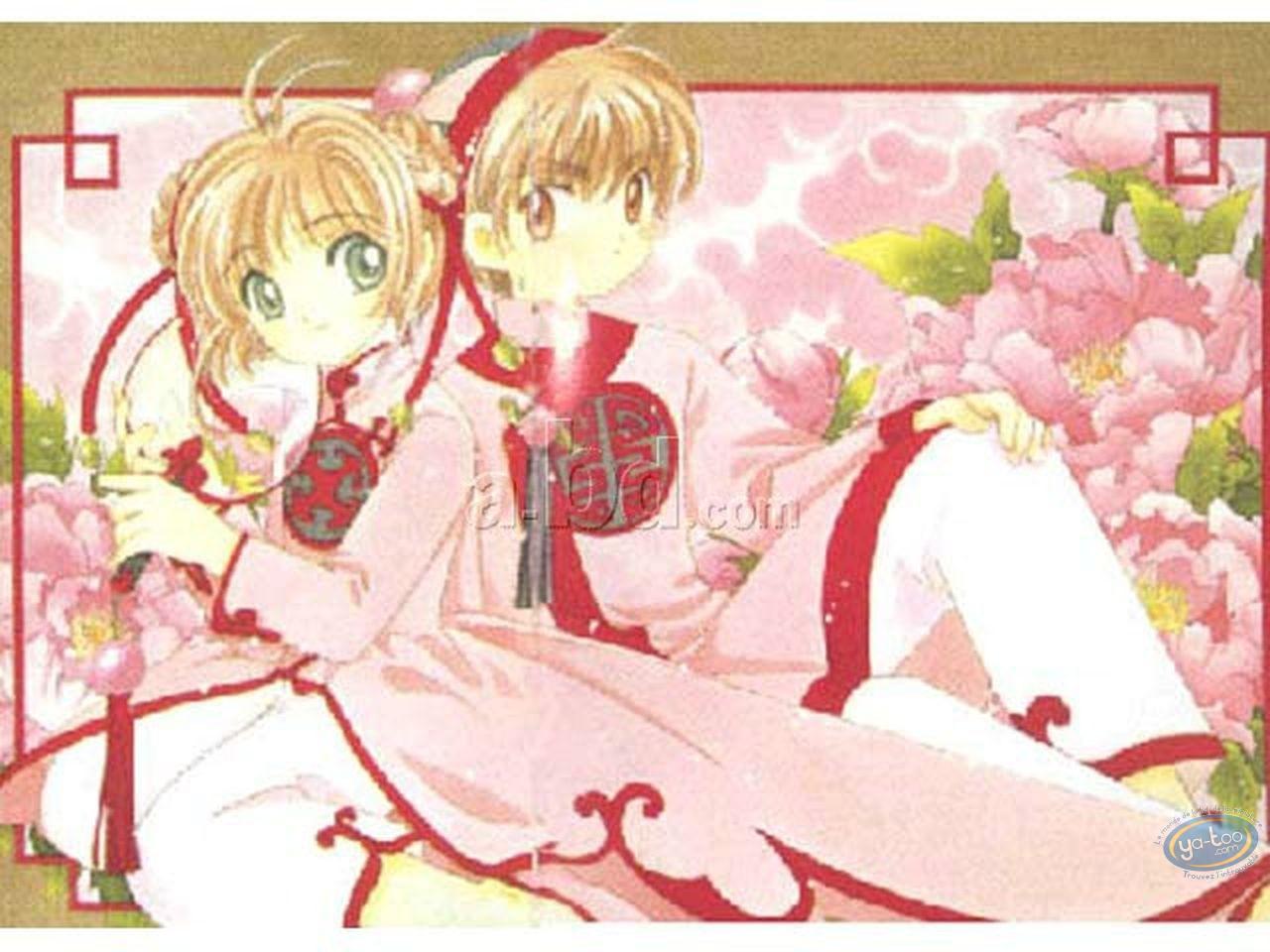 Affiche Offset, Cardcaptor Sakura : Cardcaptor Sakura 4