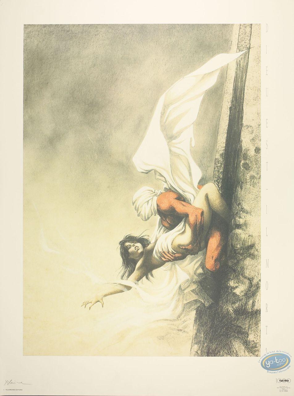 Affiche Offset, Sambre : Dieu est-il mort ?