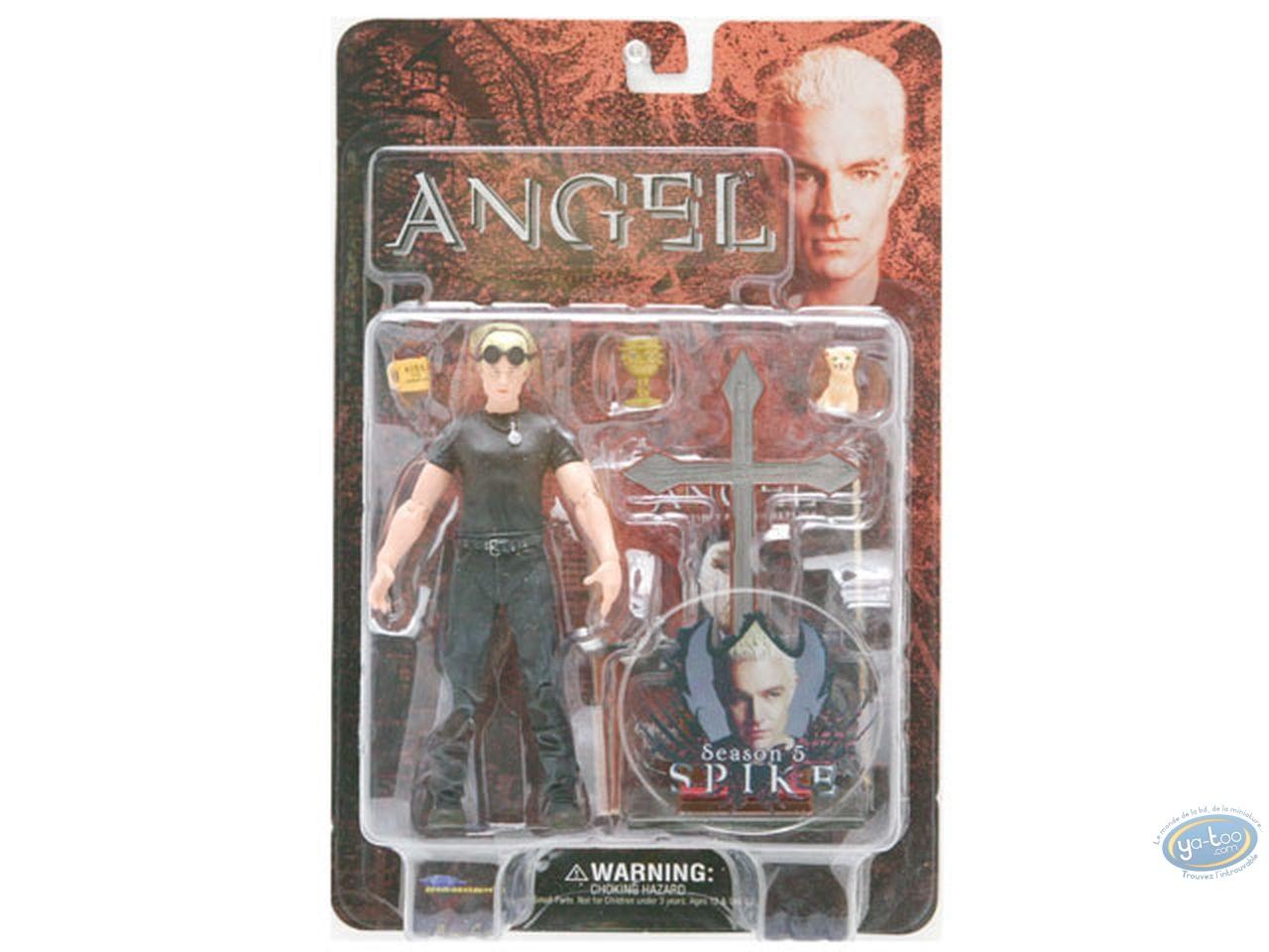 Action Figure, Angel : Spike saison 5