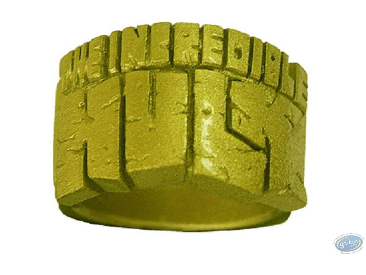 Bijou, Hulk : Bague, Hulk [Taille 62]