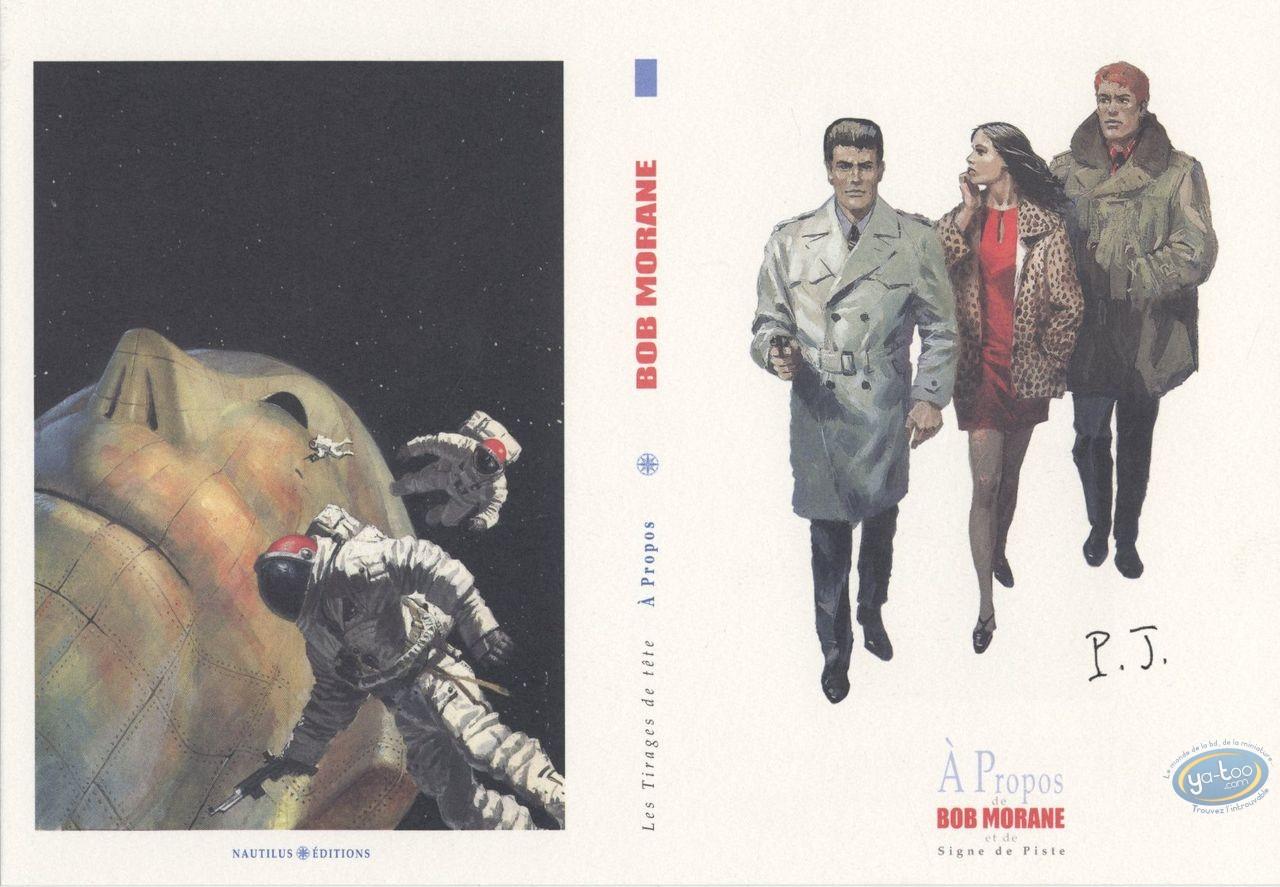 Ex-libris Offset, Bob Morane : diptyque