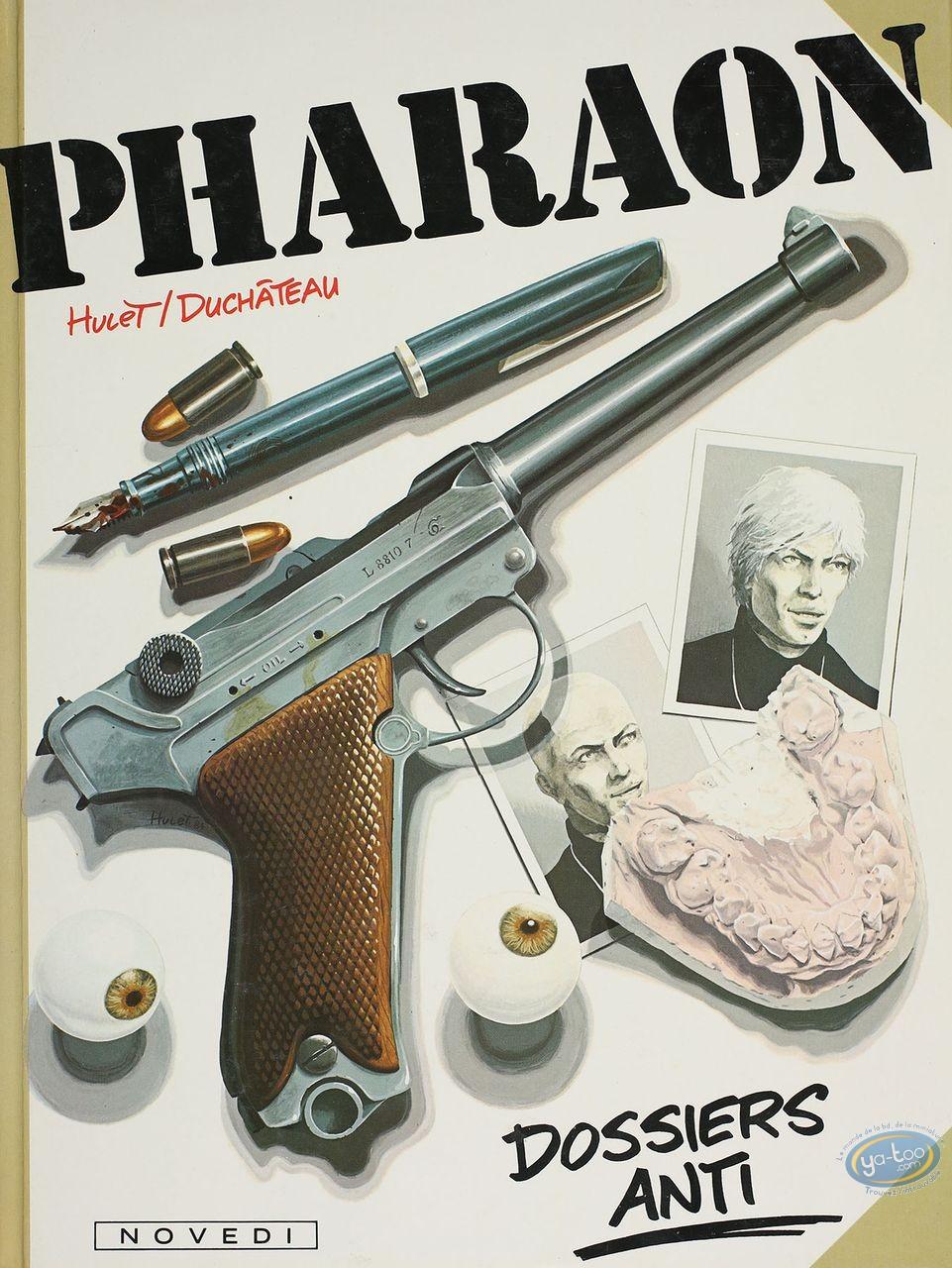 BD cotée, Pharaon : Pharaon, Dossiers Anti