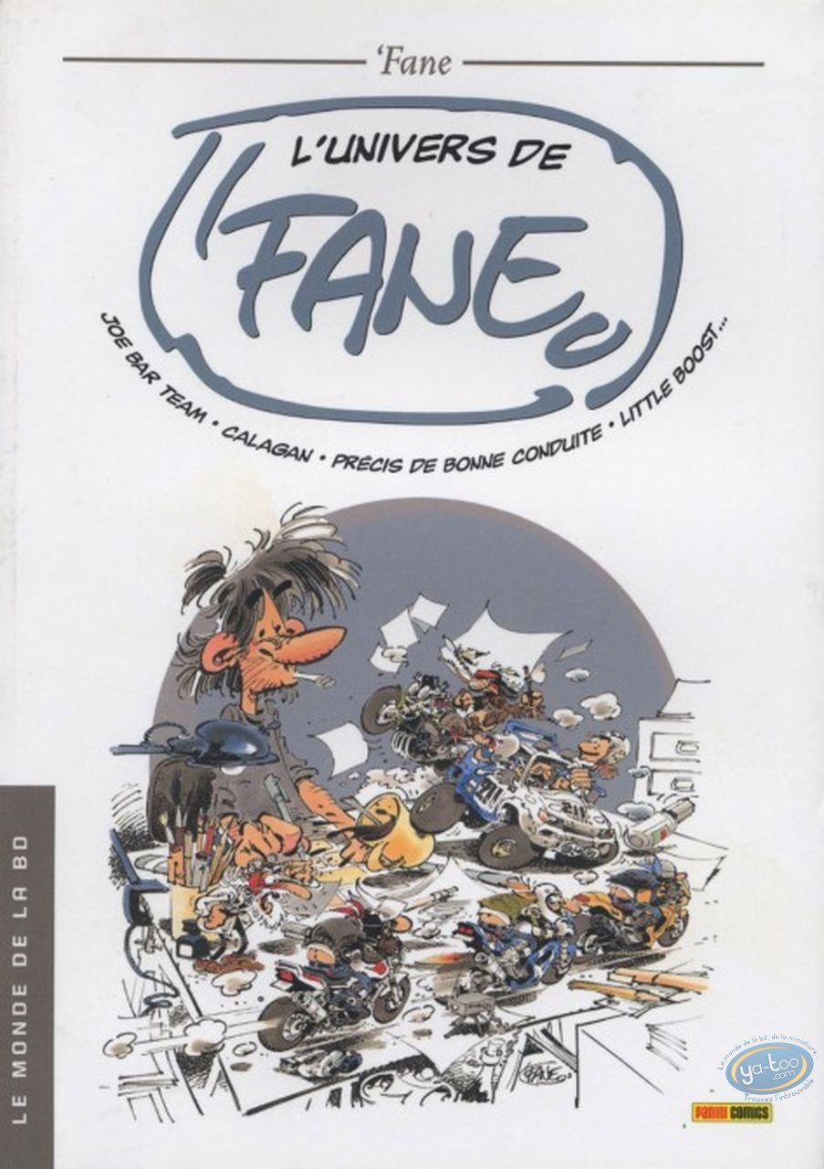 BD prix mini, Joe Bar Team : Intégrale L'univers de Fane