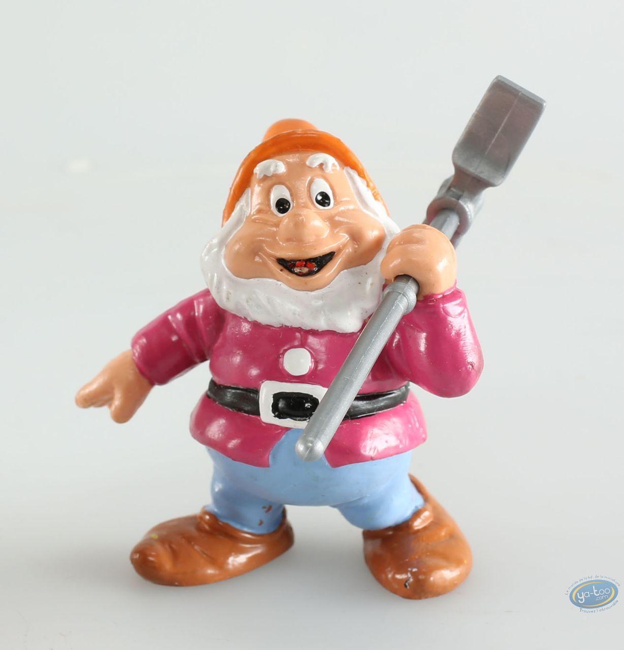 Figurine plastique, Blanche Neige : Joyeux, Disney