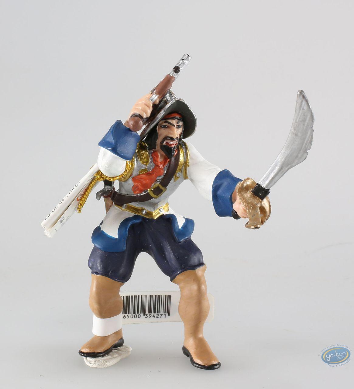 Figurine plastique, Pirates : Pirate conquistador