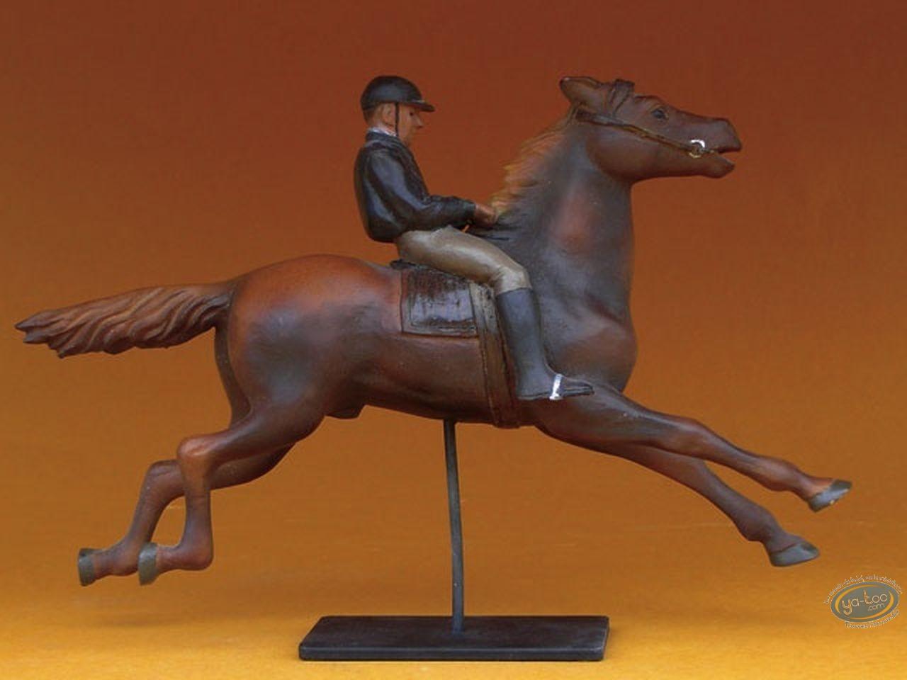 Statuette résine, Tableaux en 3D : Degas - Le Faux Départ