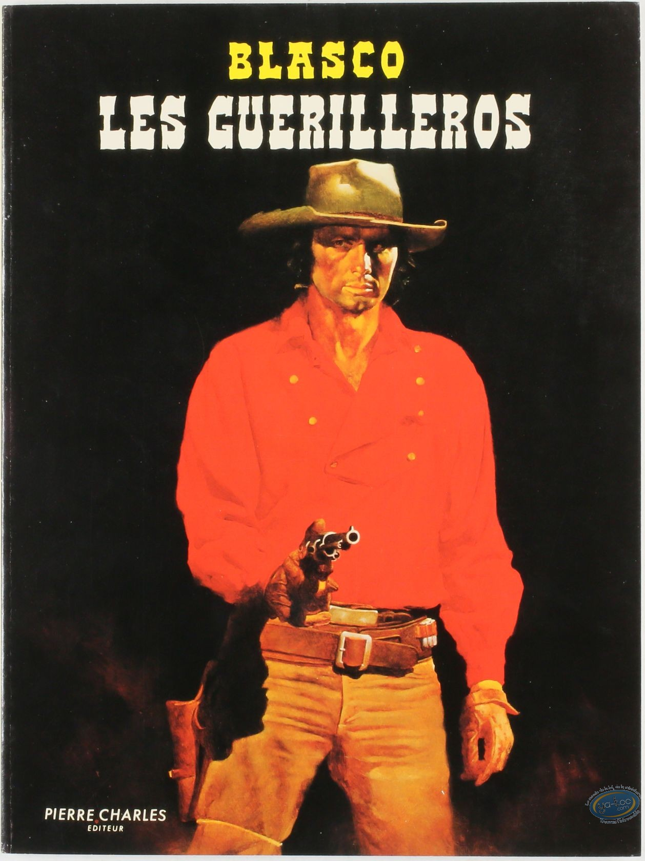 BD neuve, Les Guerrilleros