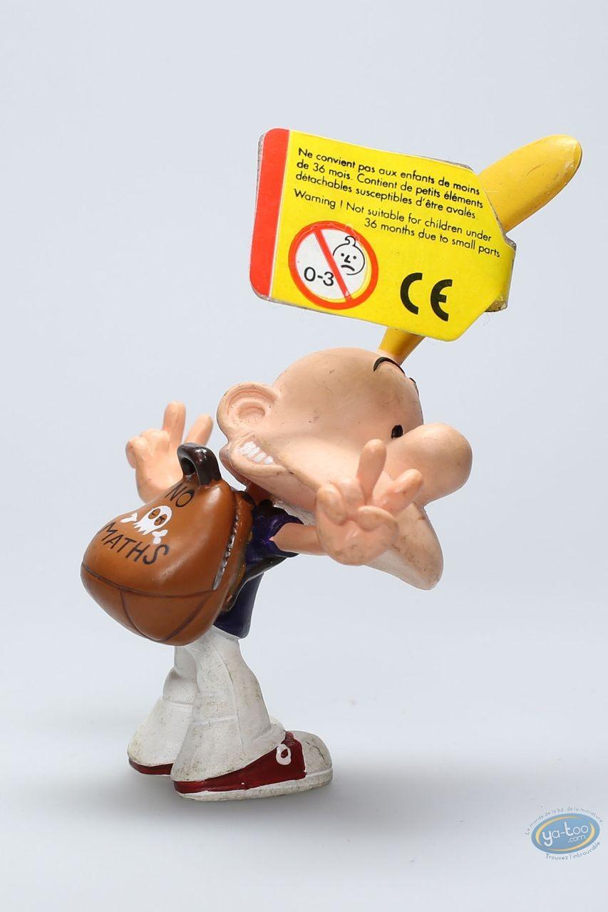 Figurine plastique, Titeuf : Titeuf No Maths