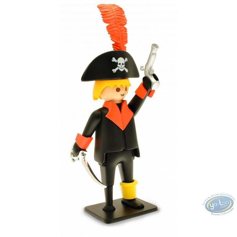 Statuette résine, Playmobil : Le pirate