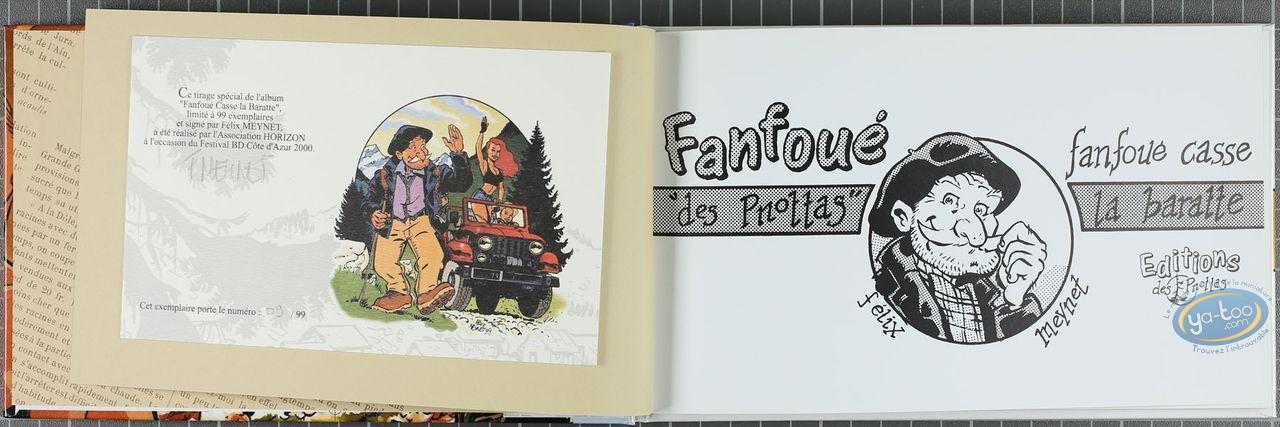 Album de Luxe, Fanfoué : Fanfoué casse la baratte