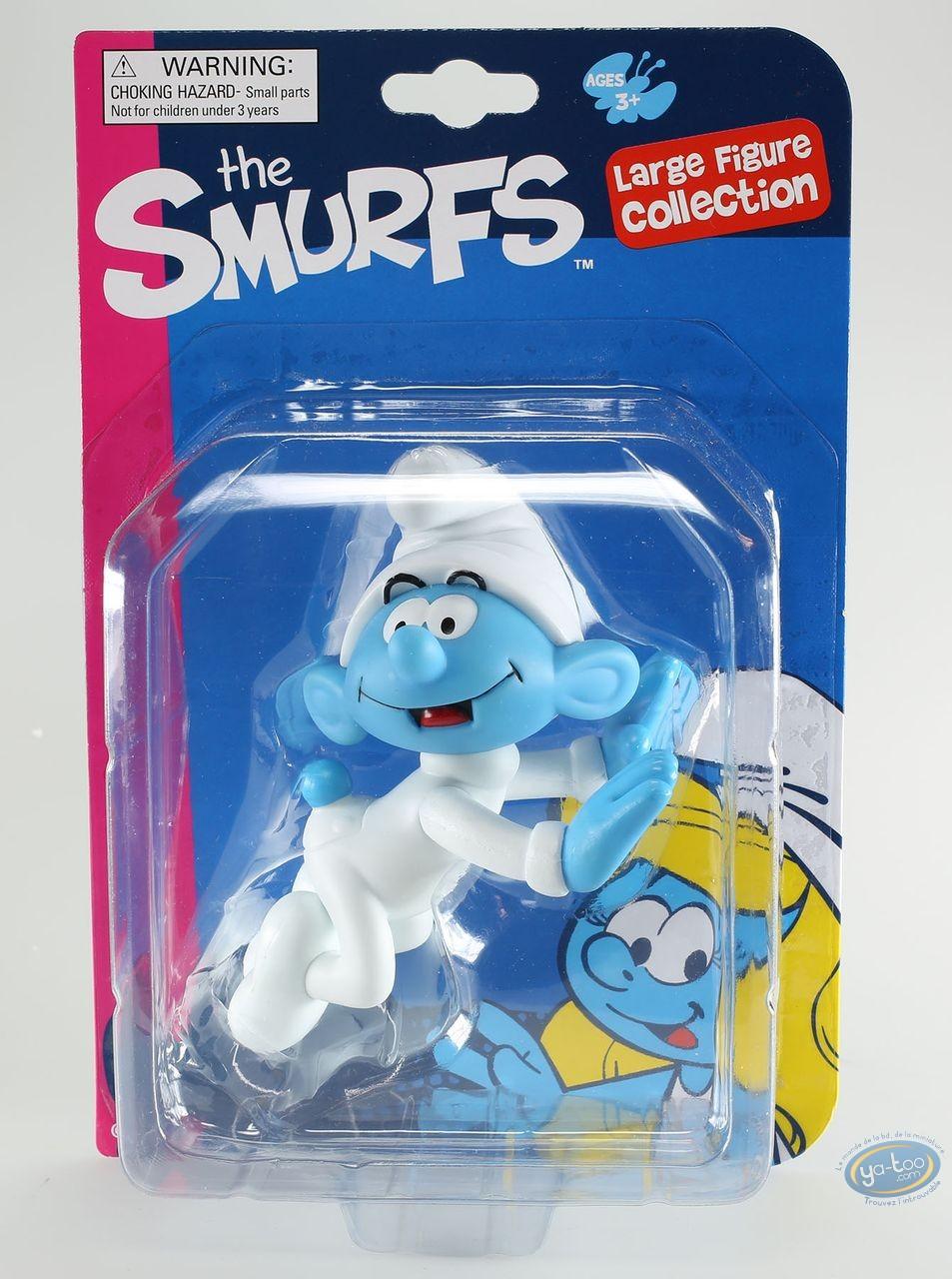 Figurine plastique, Schtroumpfs (Les) : Bébé Schtroumpf