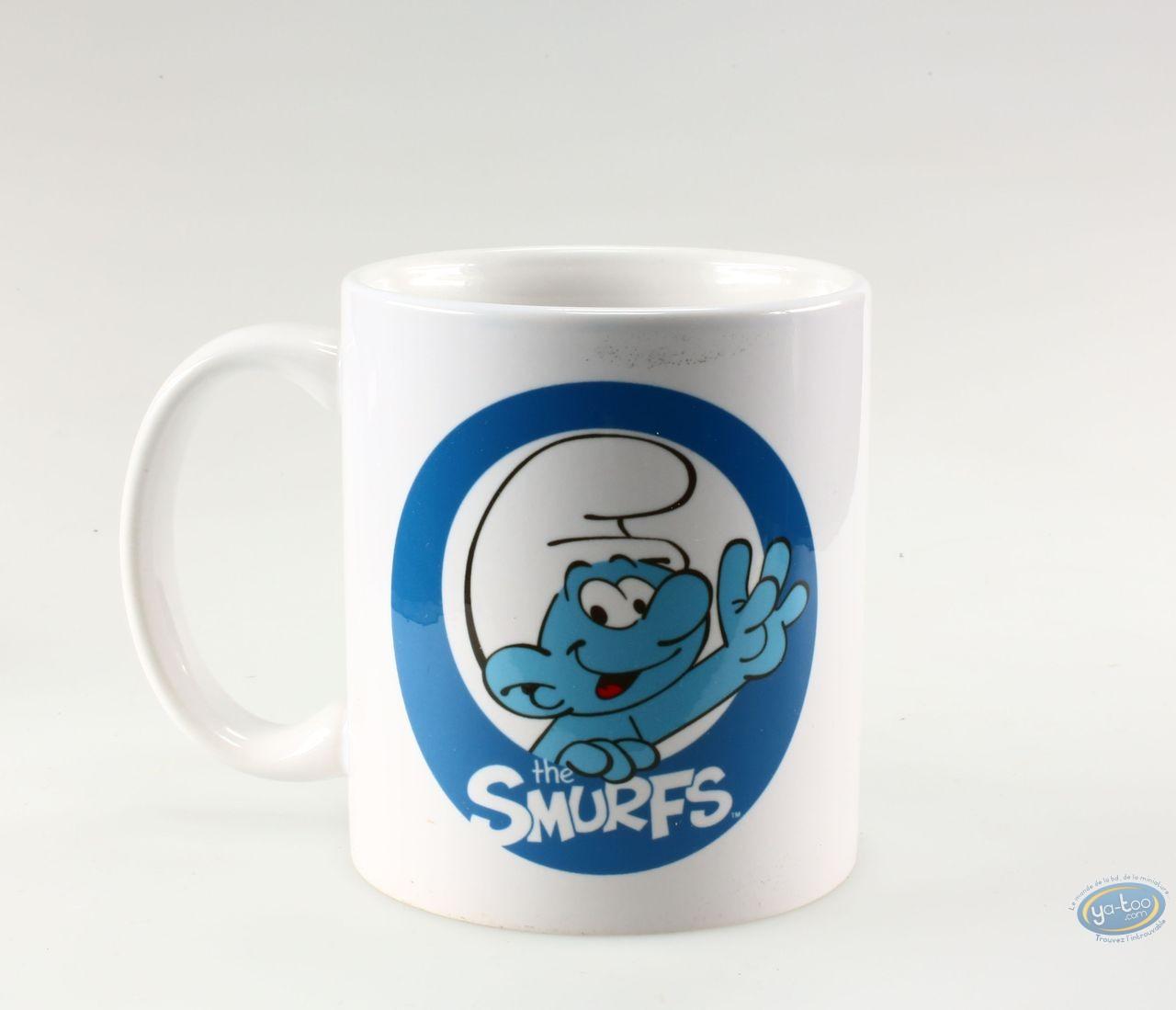 Art de la Table, Schtroumpfs (Les) : Mug Schtroumpf logo