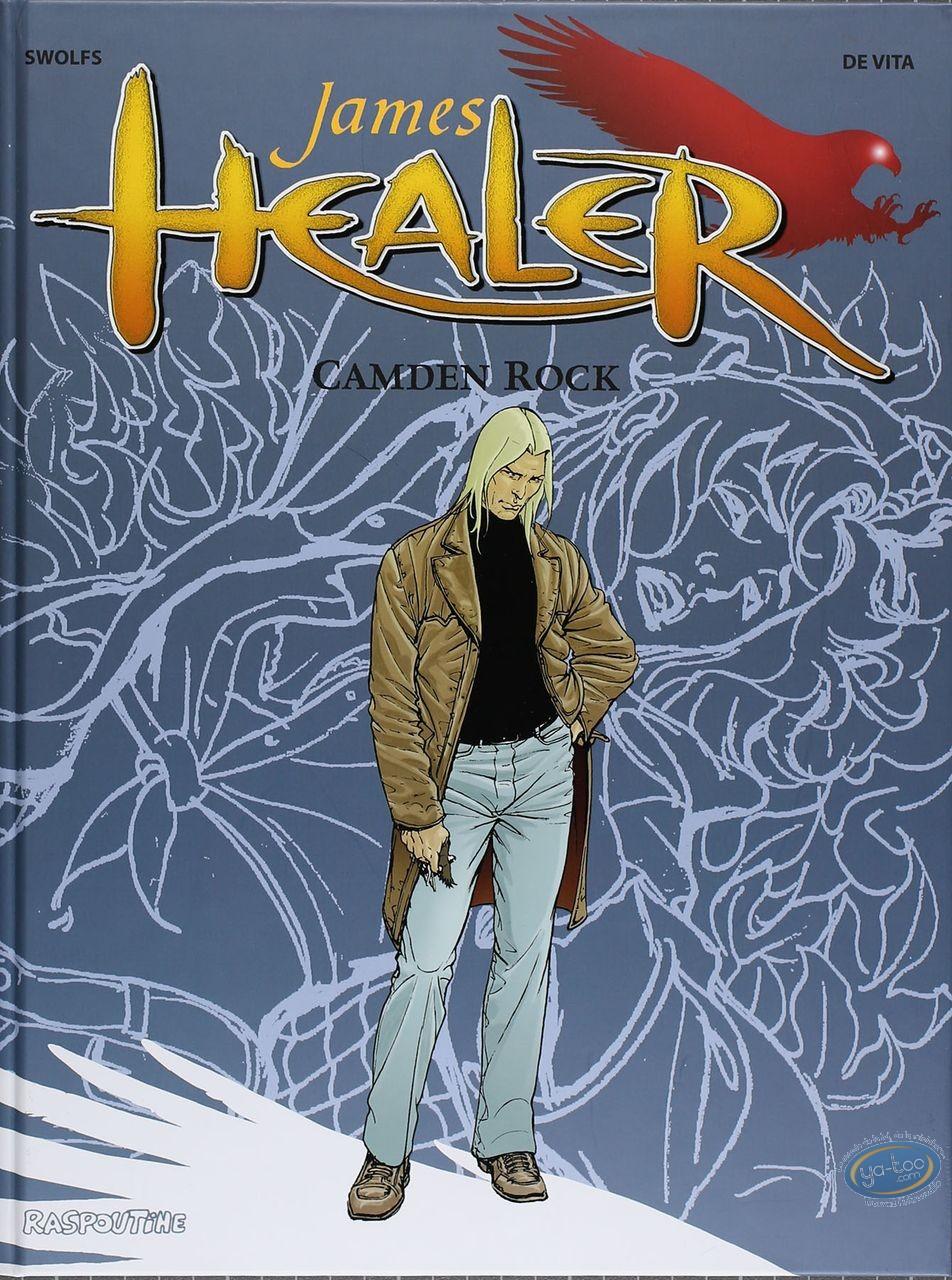 Tirage de tête, James Healer : James Healer