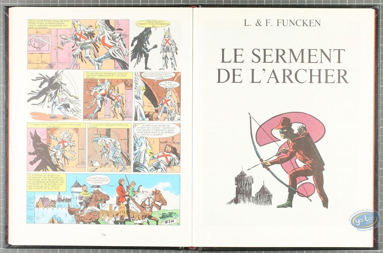 Album de Luxe, Chevalier Blanc (Le) : Intégrale Le chevalier blanc
