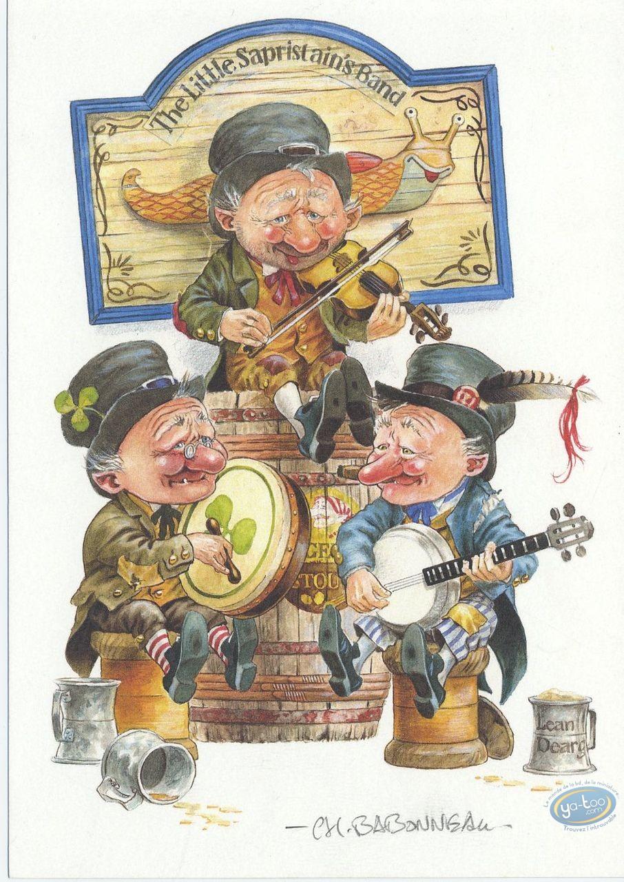 Ex-libris Offset, Orchestre