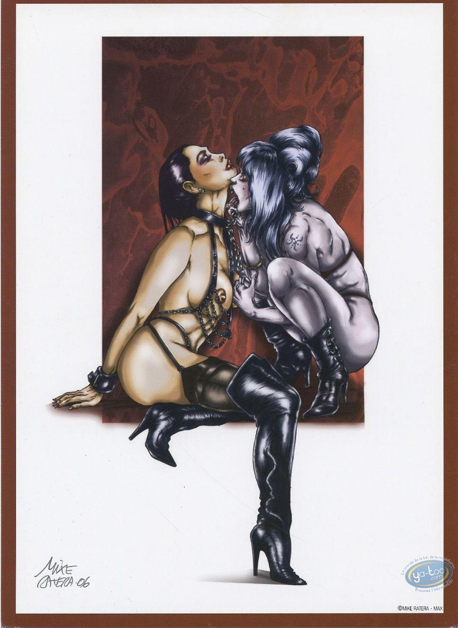 Ex-libris Offset, Bad Légion : 2 femmes