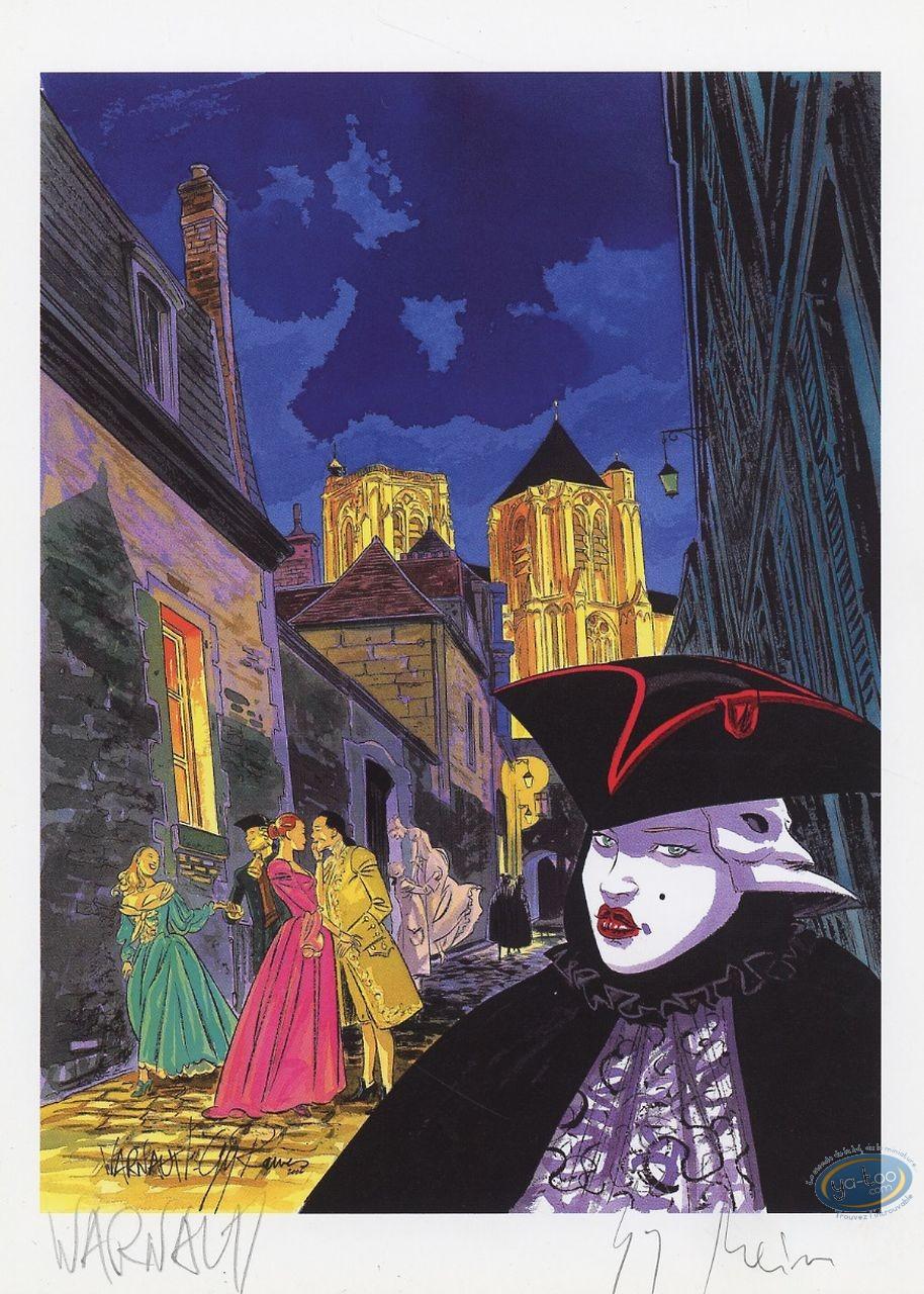 Ex-libris Offset, Suites Vénitiennes (Les) : Venise