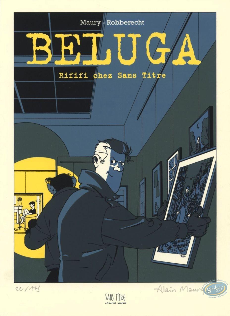Ex-libris Offset, Beluga : Rififi chez Sans Titre