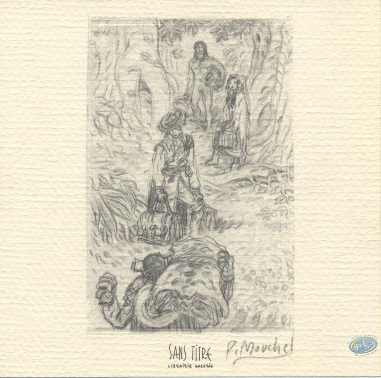 Ex-libris Offset, Mur de Pan (Le) : Voyage