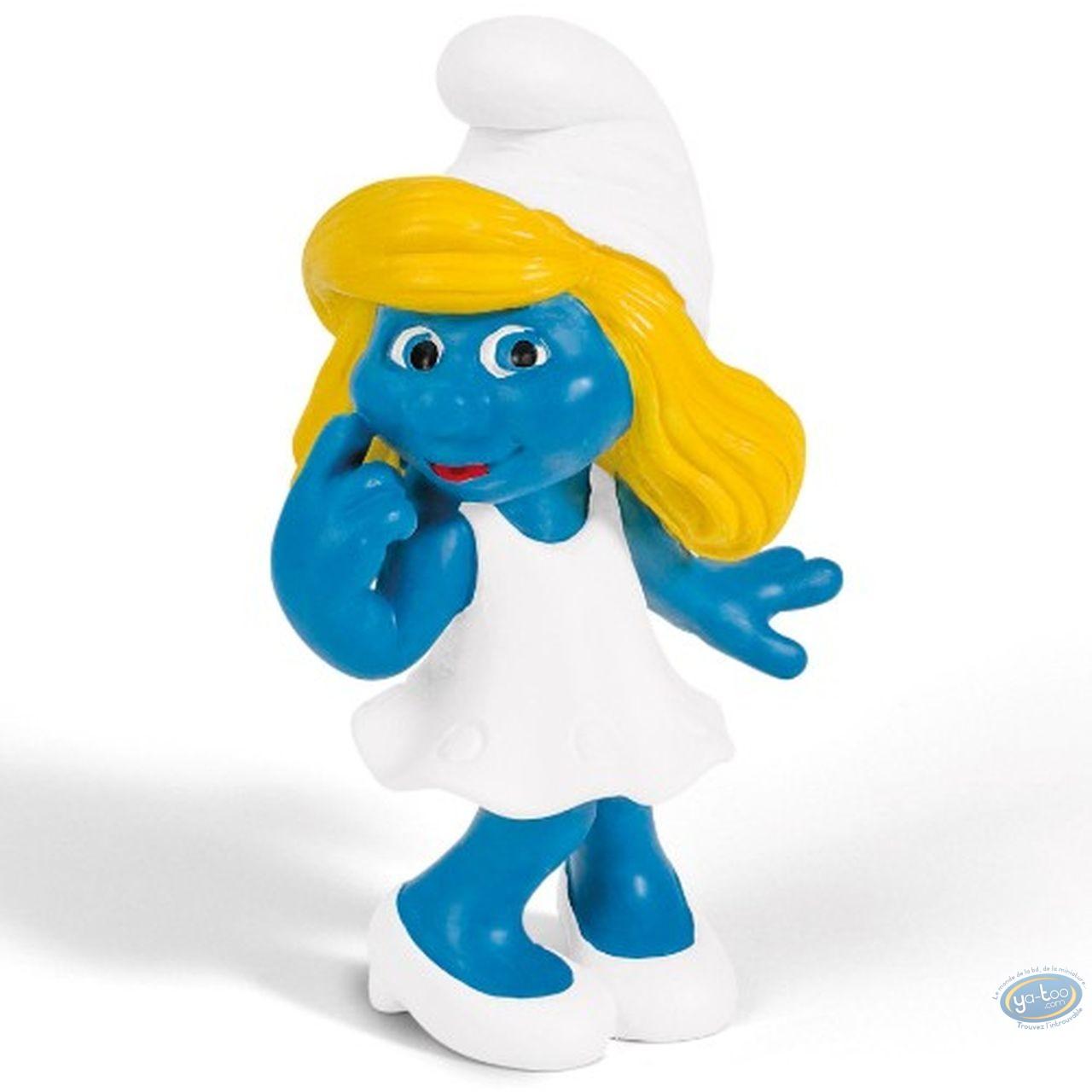 Figurine plastique, Schtroumpfs (Les) : Schtroumpfette - Version film