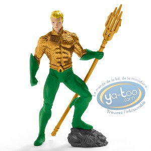 Statuette PVC, Aquaman : Aquaman