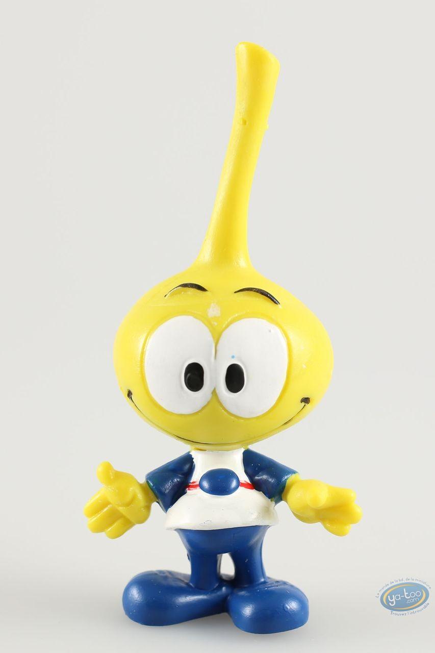 Figurine plastique, Snorkies (Les) : Astral' Snorkie jaune à étoile