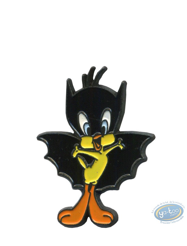 """Pin's, Titi : Bat """"Titi"""""""