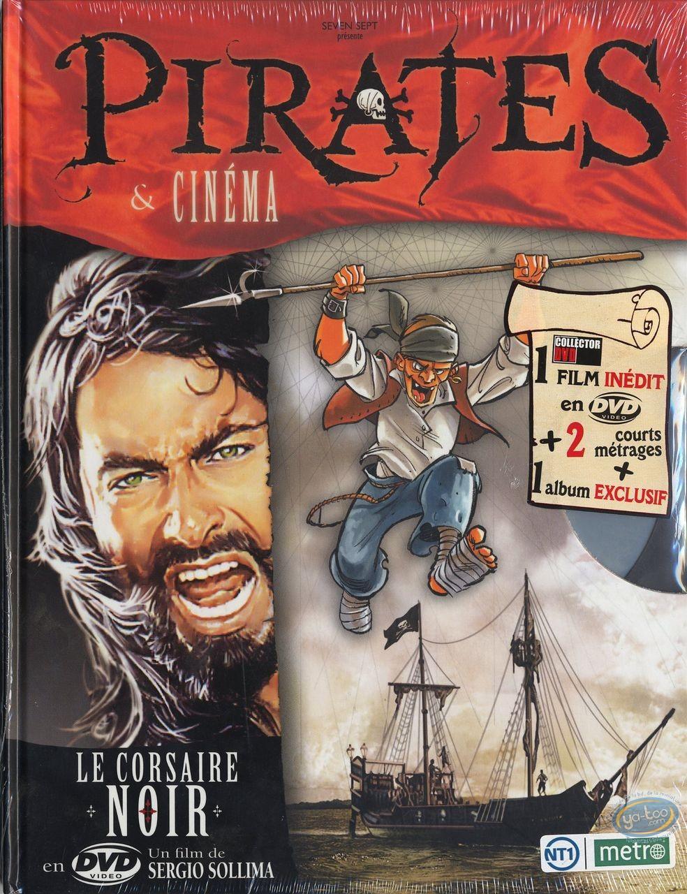 BD neuve, Pirates et Cinéma : Pirates & cinéma
