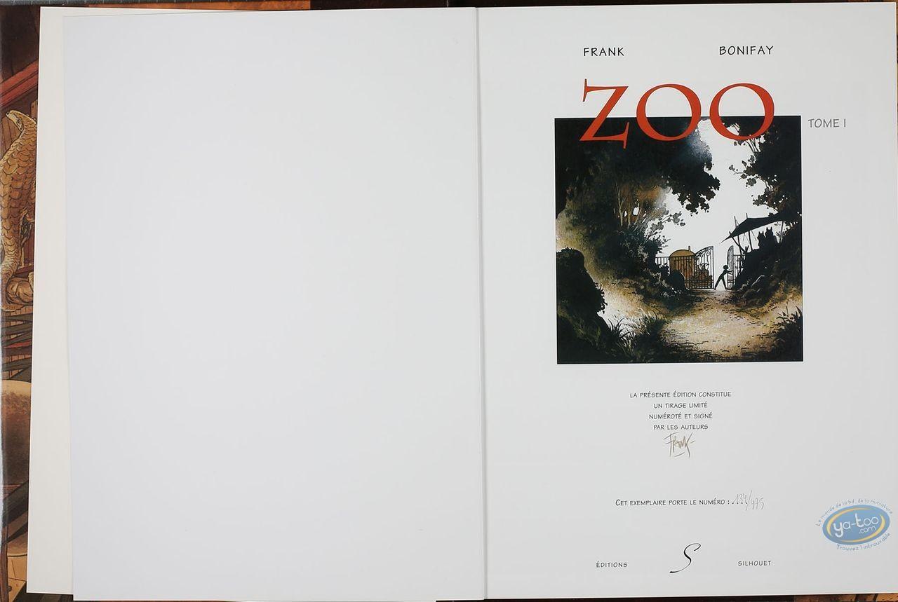 Tirage de tête, Zoo : Zoo I