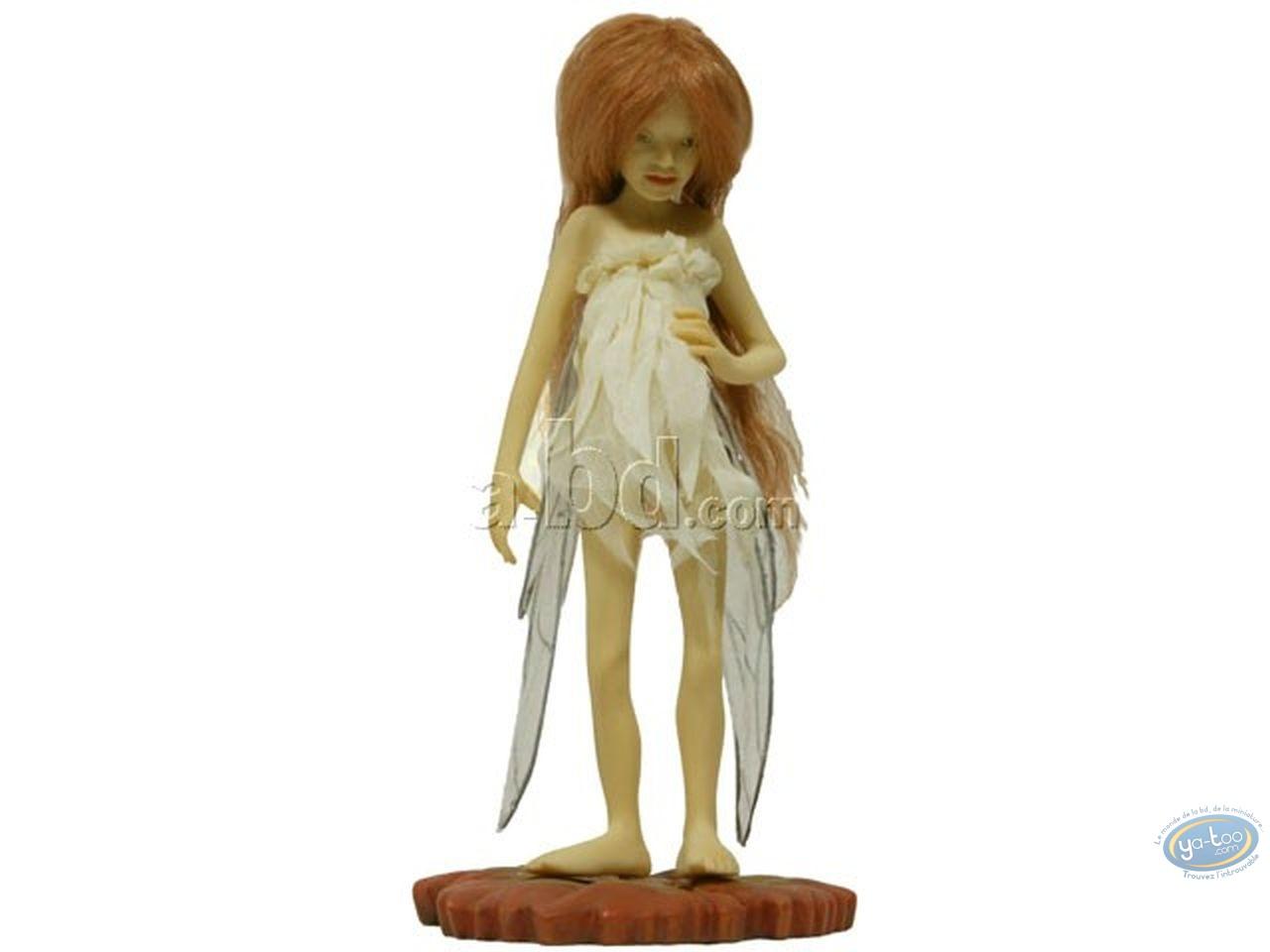 Statuette résine, World of Froud : Fée du Crépuscule