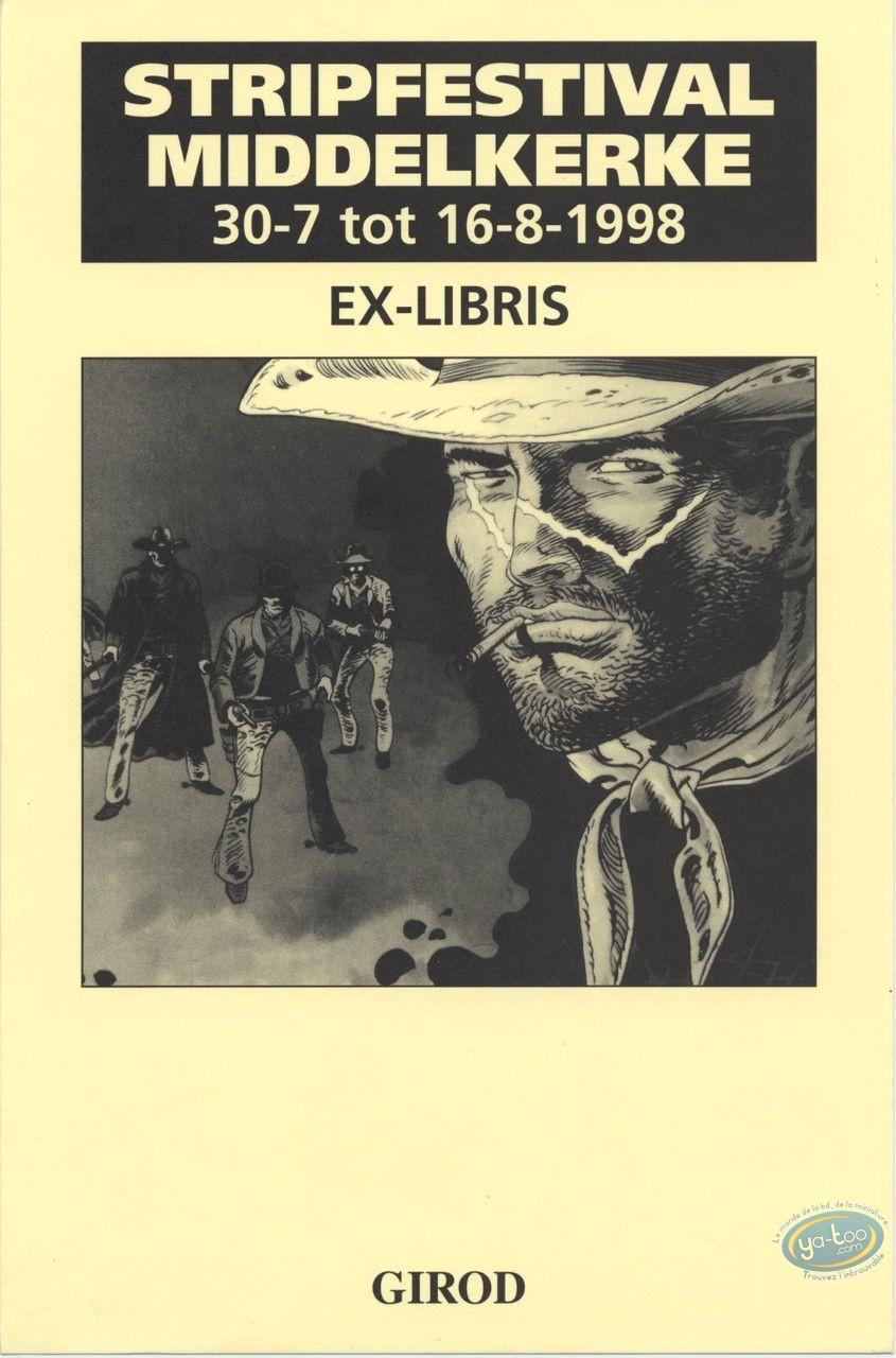 Ex-libris Offset, Wanted : Middelkerke