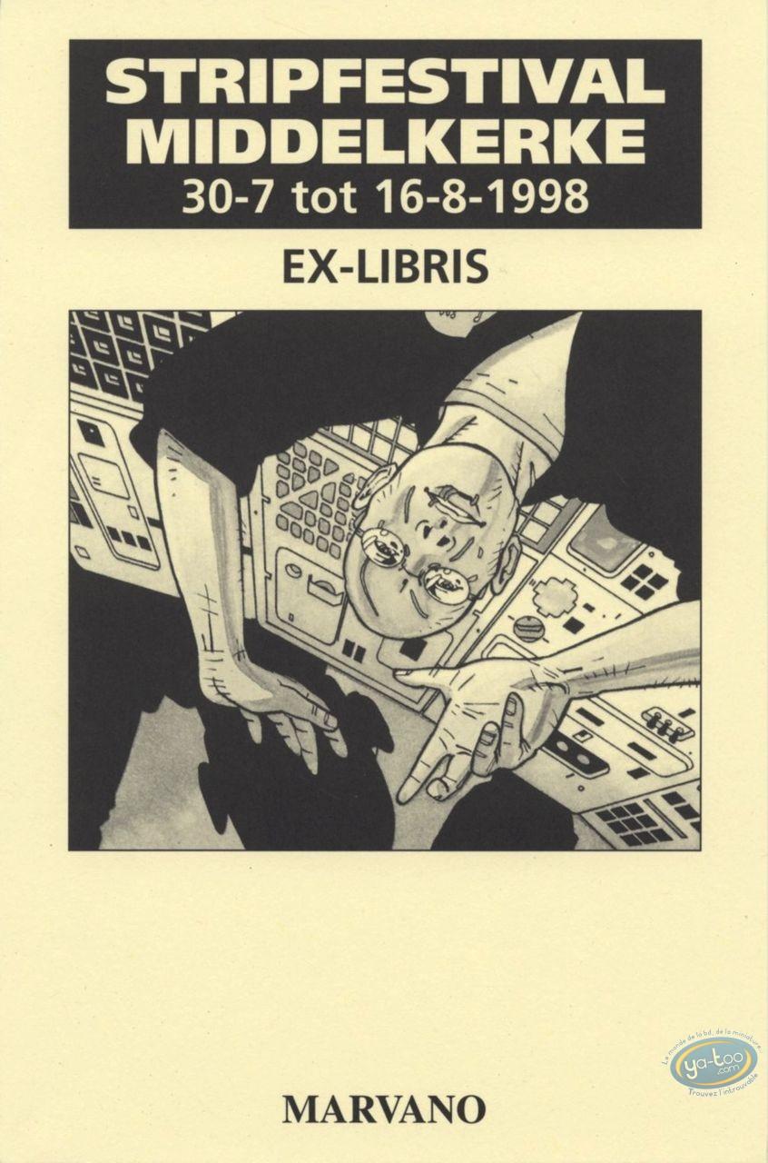Ex-libris Offset, Guerre Eternelle (La) : En apesanteur